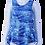 Thumbnail: TSM Paillette imprimé bleu blanc