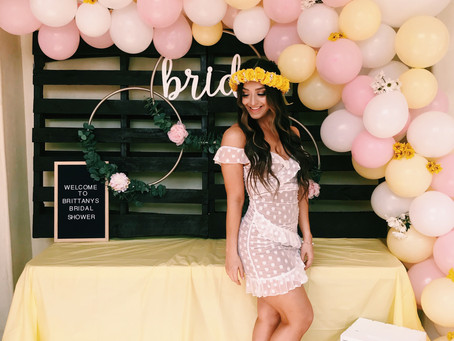 12 Tips to Planning a Bridal Shower on a Budget