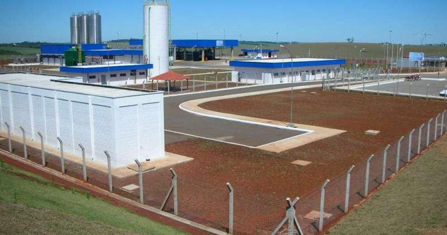 Nestlé -  centro de distribuição de leit