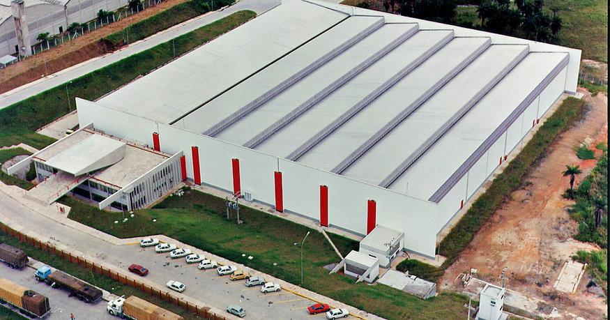 Centro de Distribuição Nestlé Recife