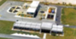 Unidade de Tratamento Biológico Bayer