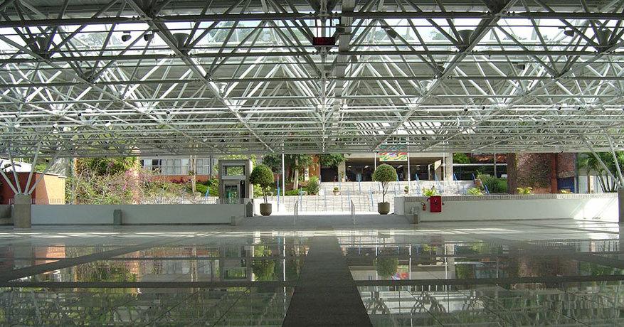 Ampliação do Campus do Colégio Porto Seg