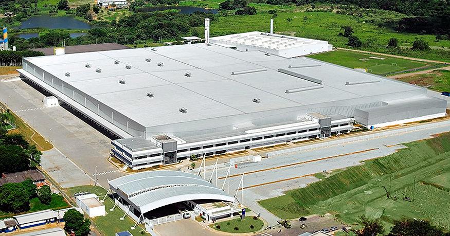 Centro de Distribuição Bracor Vinhedo SP