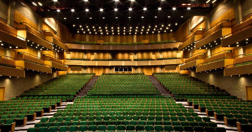 Teatro e Edifício Garagem Feevale