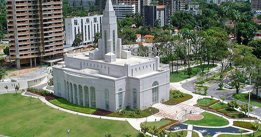Templo  Igreja de Jesus Cristo dos Santo