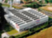 Ampliação de Unidade Industrial  Oetker