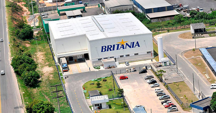 Galpão Industrial BRITÂNIA