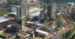 Expansão da unidade industrial Polietile