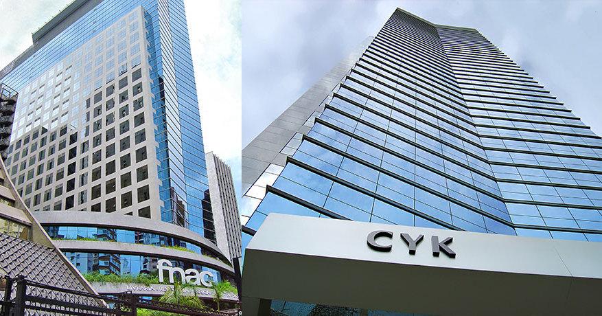 Edifício CYK - Comendador Yerchanik Kiss