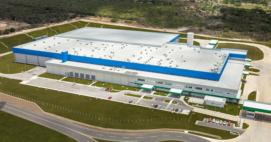 Planta Industrial Latapack - Alagoinhas