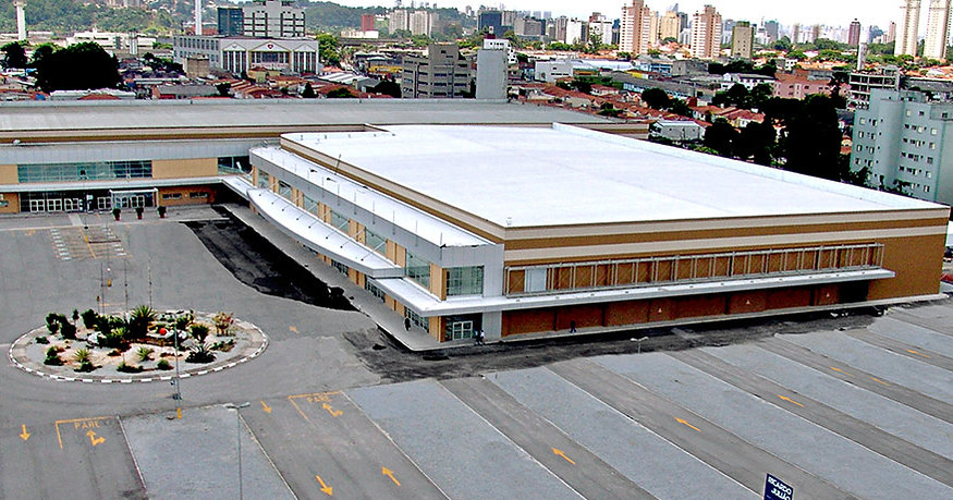 Centro de Exposições Transamérica Expo C