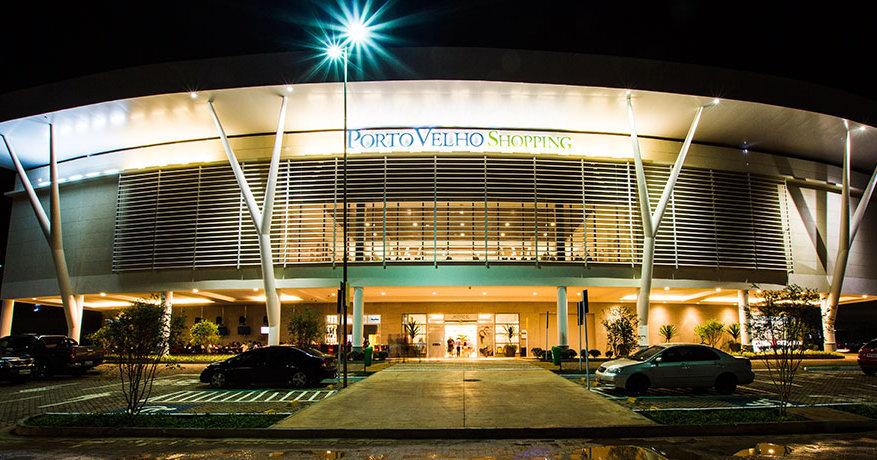 Porto Velho Shopping - expansão