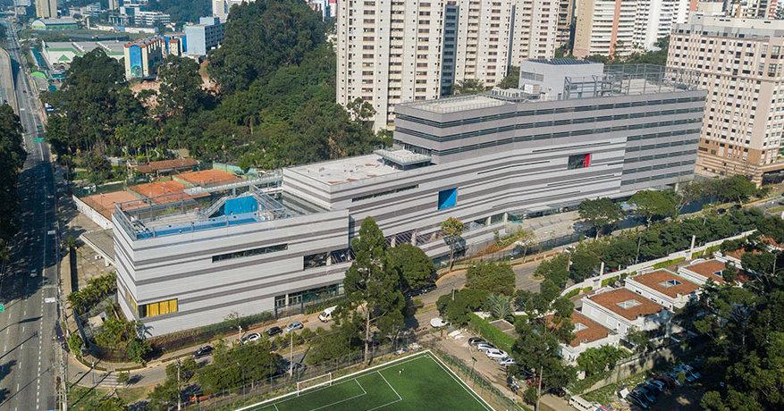 Campus São Paulo Avenues The World Schoo