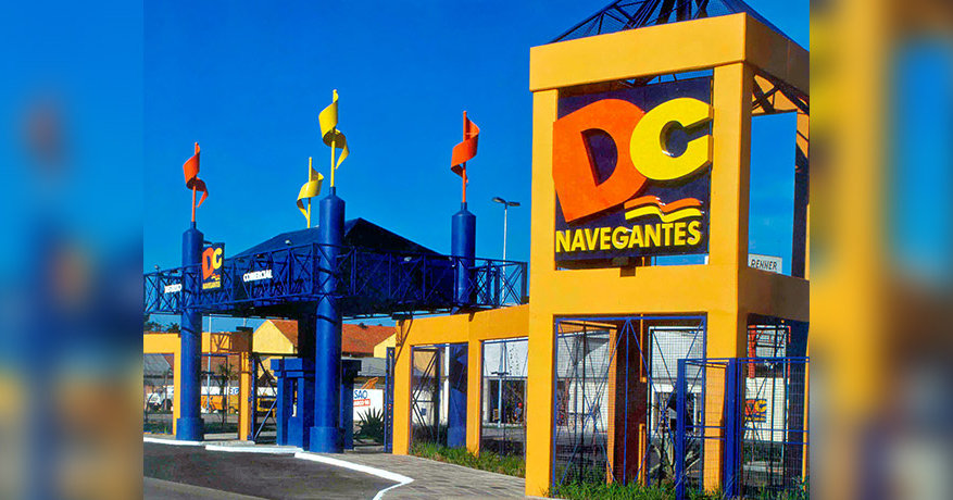 Shopping Center Navegantes