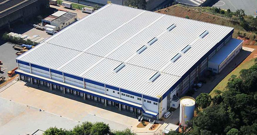 Centro de Distribuição Refrigerado Marti