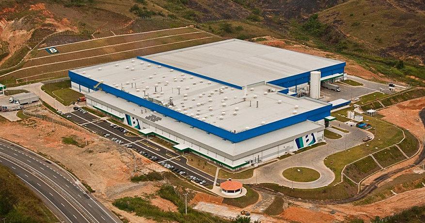 Fábrica de Latas  Latapack Três-Rios
