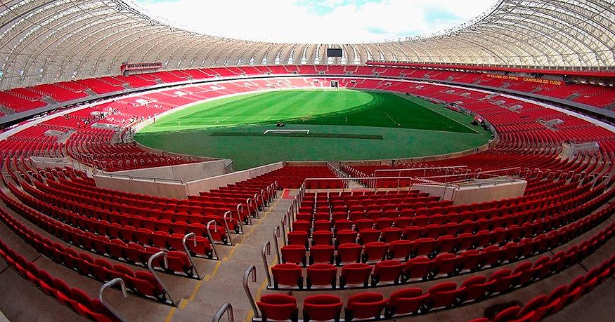 Ampliação Estádio Beira Rio