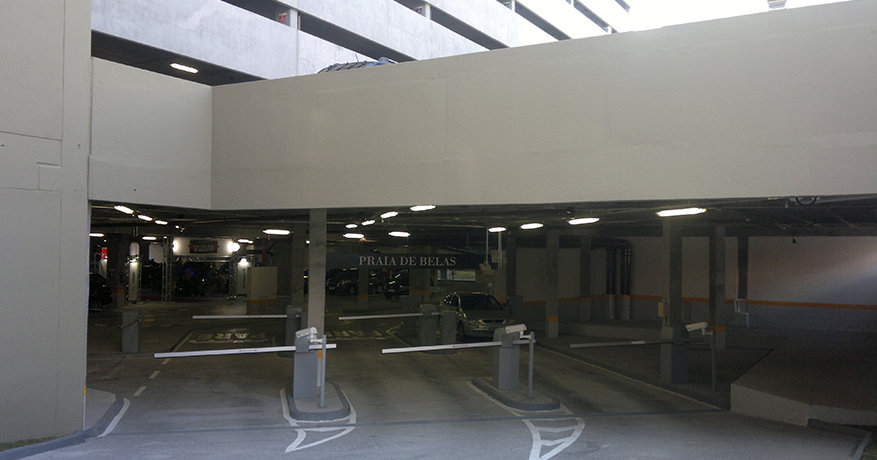 Deck Parking – Praia de Belas Shopping C