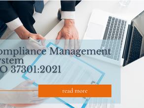ISO 37301 Compliance Management Systems je již v cílové rovince