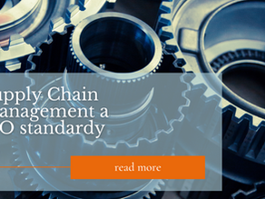 Supply Chain Management a ISO standardy