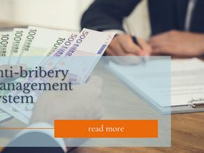 Systém protikorupčního managementu dle ISO 37001:2016