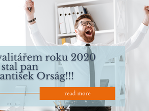 Kvalitářem roku 2020 se stal...
