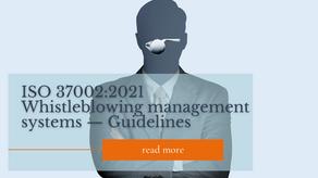 Pokyny k Whistleblowing jsou na světě!