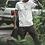 Thumbnail: Bella's Dagger- White Unisex T-Shirt