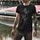 Thumbnail: Bella's Dagger- Black Unisex T-Shirt