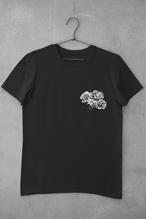 Rose and Poppy Tshirt