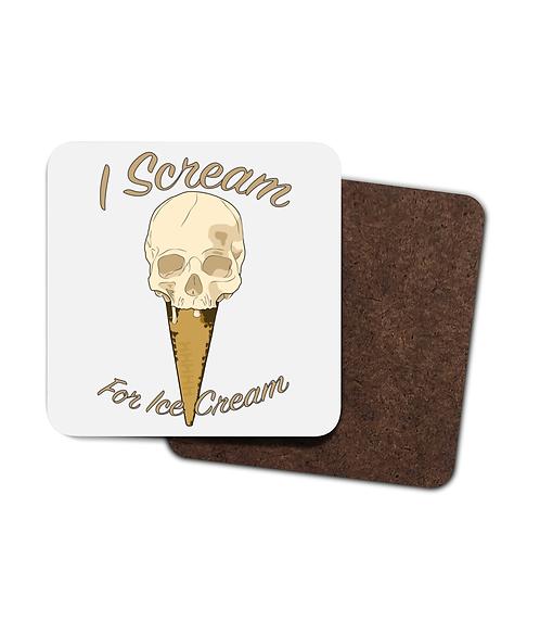 I Scream for Ice Cream Vanilla Coaster