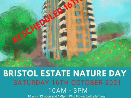 NATURE DAY -  SAT 16th OCT new schedule