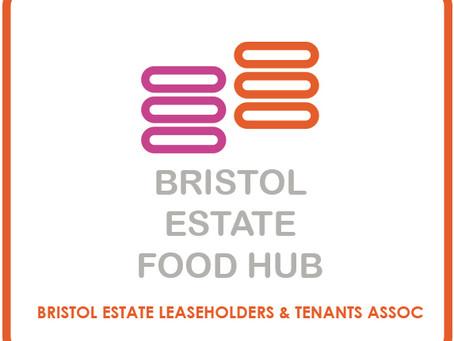 BE Emergency Food Hub closure 19th July