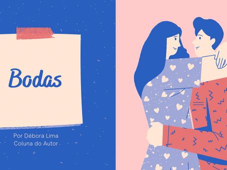 Bodas - Por Débora Lima