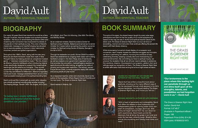 David Ault Press Kit