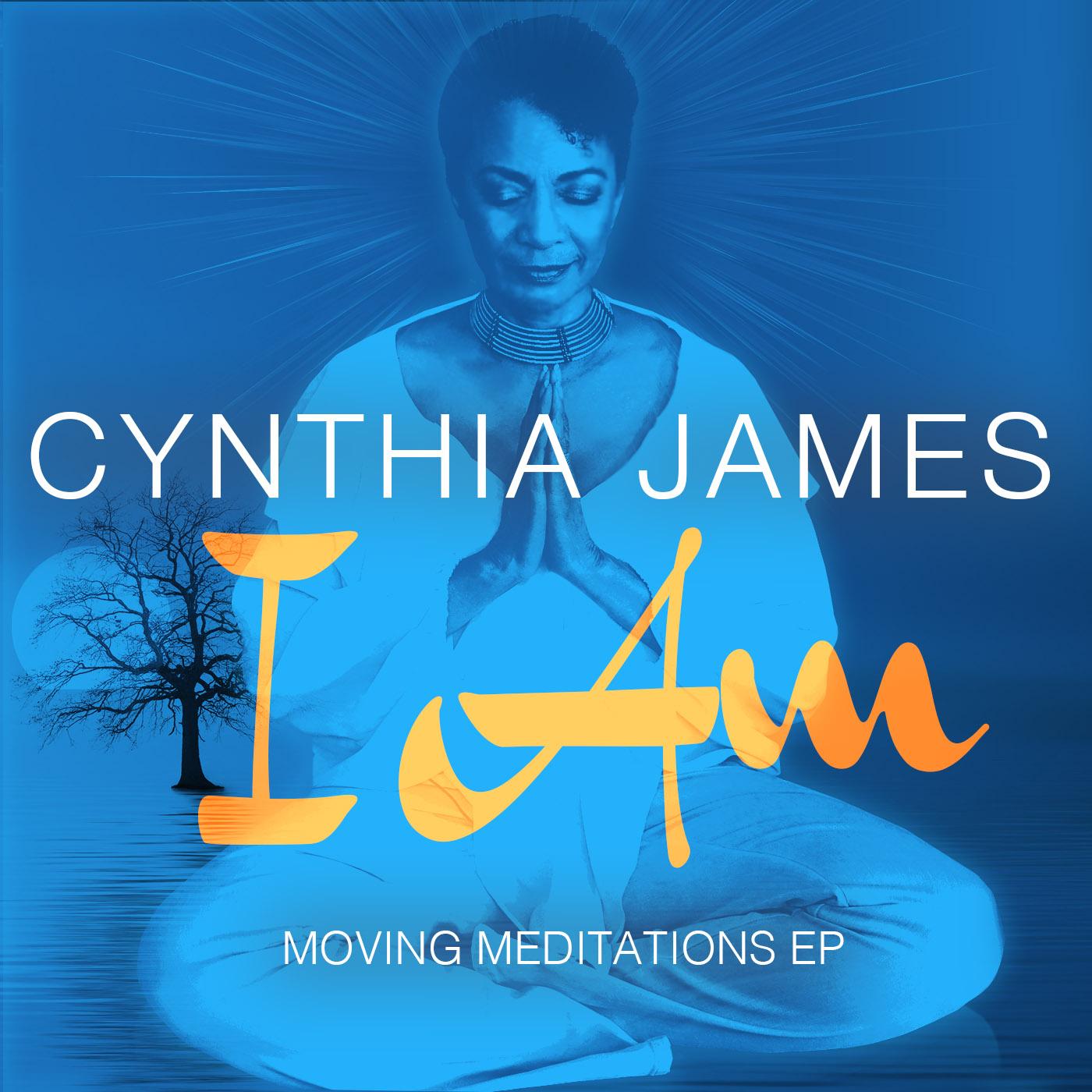 Cynthiajames-IAM-itunes-EPcover-final