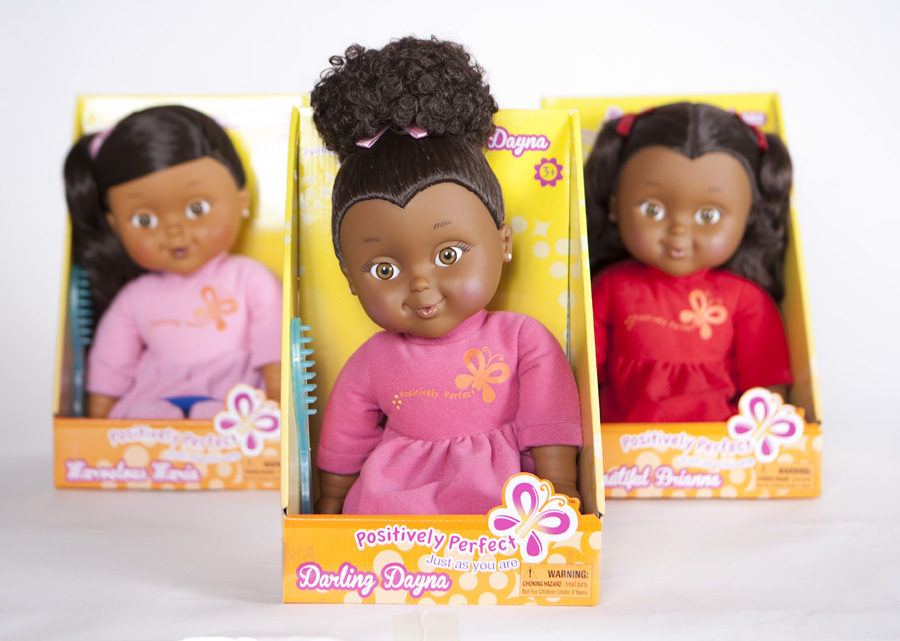Positively Perfect Dolls