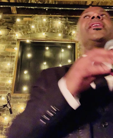 """Ty Andrews performs Justin Timberlake's """"Can't Stop the Feeling"""" with Five Star Funk Band"""