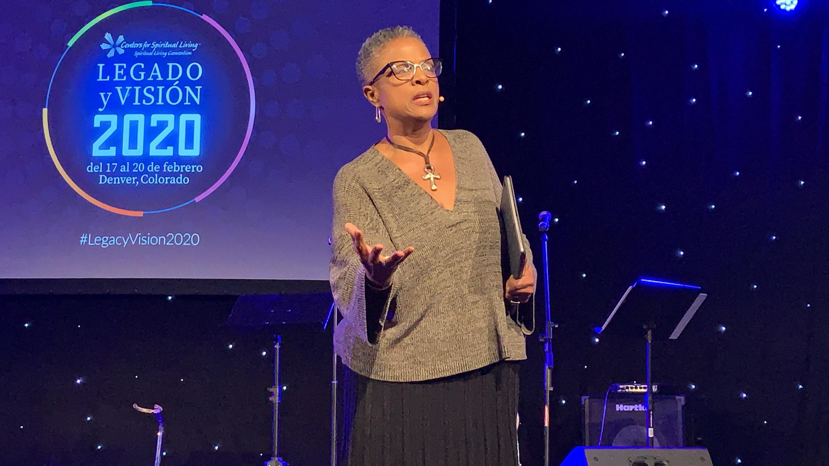 Guest Speaker Yvette Flunder