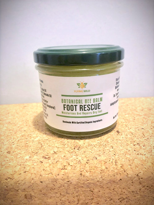 Botanical Bee Balm Foot Rescue