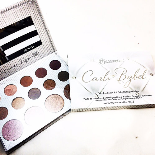 BH Cosmetics Palette Carli Bybel 14 Couleurs Eyeshadow & Highlighter