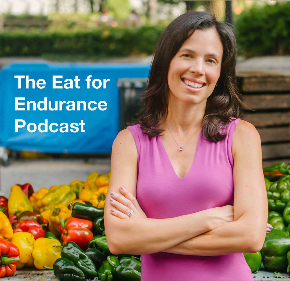 The Eat for Endurance Podcast