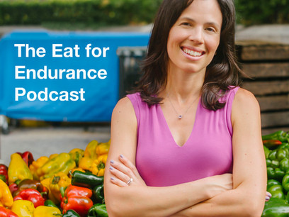 Introducing...The Eat for Endurance Podcast!