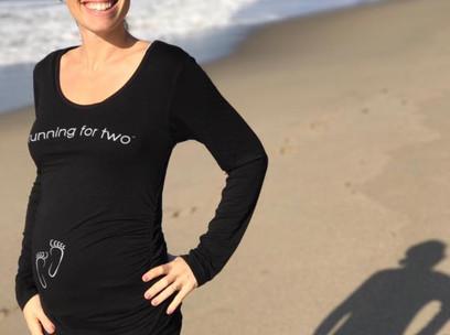 Running Through Pregnancy