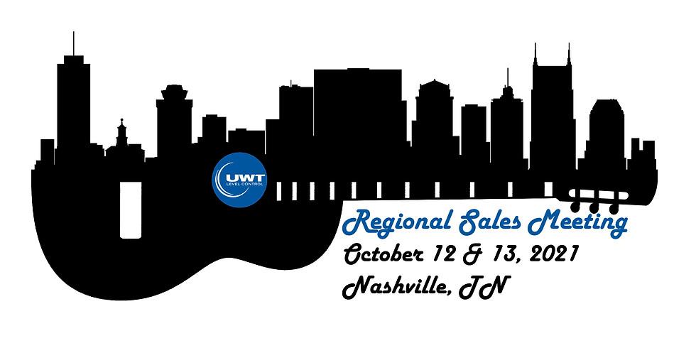 UWT Regional Sales Meeting 2021
