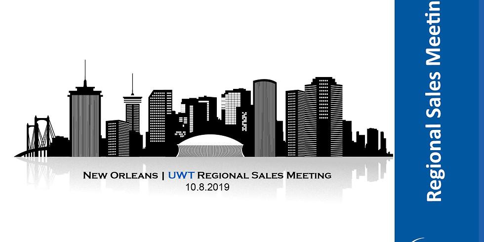 UWT Regional Sales Meeting