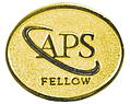 APS fellowship logo
