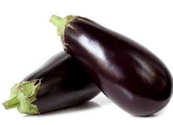 aubergines violette