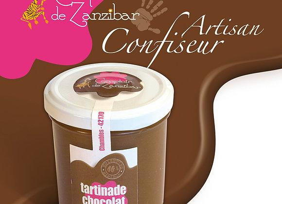 Tartinade chocolat