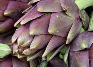artichauts violets (bio)